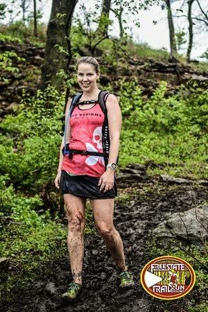 Free State Mud.. .errr. Trail Marathon.