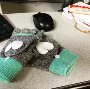 Flip-up mittens are my fave.